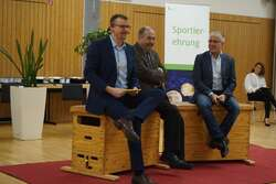 Sportlerehrung 2019 Interview