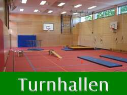 Turnhallen in Langenfeld
