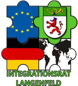 Integrationsrat Logo